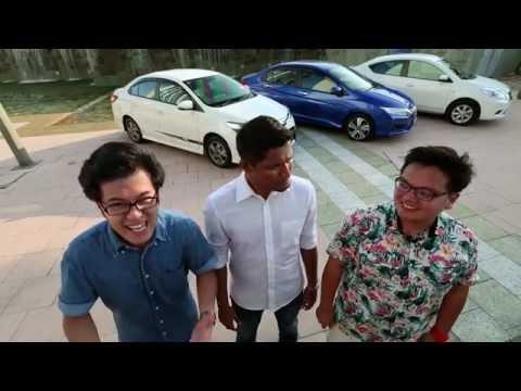 DRIVEN 2014 #1: Honda City vs Toyota Vios vs Nissan Almera