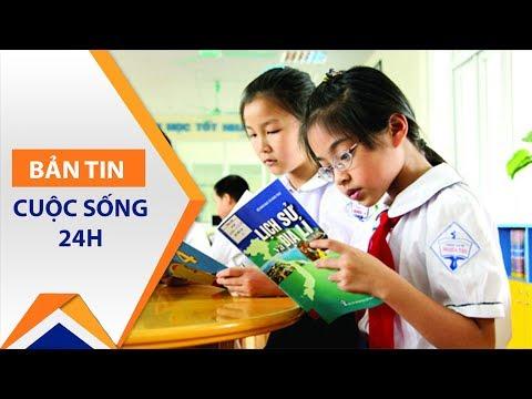 """""""Giáo dục Việt Nam bằng Nhật Bản 70 năm trước""""   VTC1 - Thời lượng: 7 phút, 35 giây."""