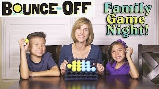 BOUNCE OFF!!! Family Game Night