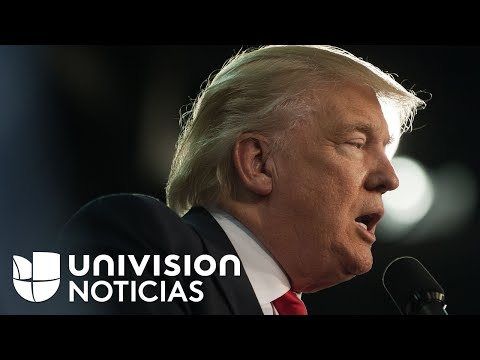 Republicanos contra Donald Trump