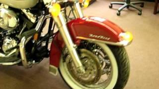 6. 2000 Harley Davidson FLHR Road King
