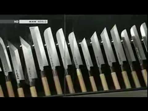 Dây chuyền sản xuất dao - Nhật bản