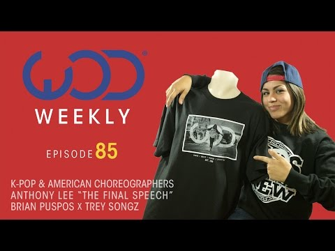 Lee - WODWeekly Irrelevant Dance News Episode 85 with Host Megan Batoon @MeganBatoon with news from Brian Puspos, KPOP, Anthony Lee, Sorah Yang, WOD Bay Area, and more! Enter now for a chance...