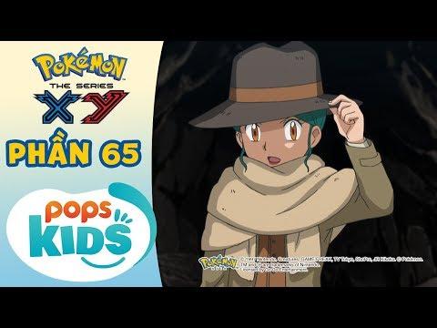 Tổng Hợp Hành Trình Thu Phục Pokémon Của Satoshi - Hoạt Hình Pokémon Tiếng Việt S18 XY - Phần 65 - Thời lượng: 1:03:19.