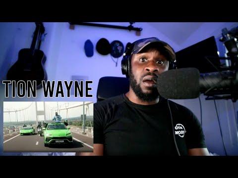 Tion Wayne - Wow [Music Video]   GRM Daily [Reaction]   LeeToTheVI