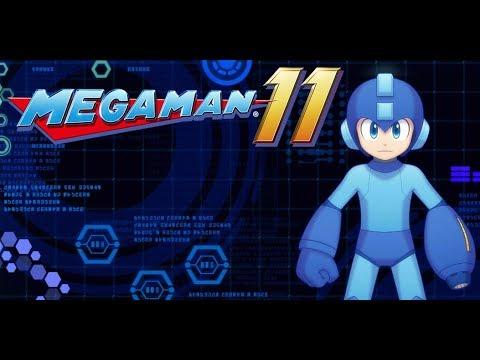 Mega Man 11 PS4 Gameplay Part 1 - Chinajoy 2018 de Mega Man 11