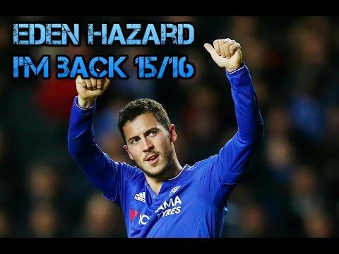 Eden Hazard | I'm back 15/16 | HD