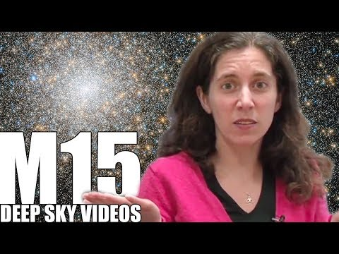M15 - Kugelsternhaufen - Deep Sky Videos