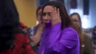 LA FAN I Valentina y Salma se cachetean I Salma desgreña y golpea en la cabeza a Valentina