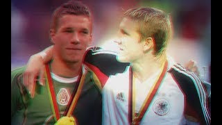 Do you remember the Confed Cup in 2005? The beginning of a bromance! Bastian Schweinsteiger and Lukas Podolski kick-started their careers when Germany finished third. Who can follow in their footsteps?Subscribe: http://youtube.com/dwkickoffDW Kick off! is your ticket to German football:Facebook: http://facebook.com/dw.kickoffTwitter: http://twitter.com/dw_sportsWebsite: http://dw.com/sports