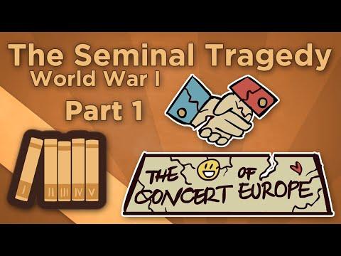 První světová válka - část první: Koncert velmocí