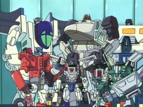 robots in disguise - Episode 10: Skid'z Choice.