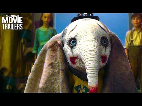 Go Behind The Scenes of DUMBO (Family 2019) | Disney Live-Action Movie