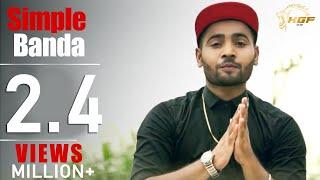 Video Simple Banda (Full Video) | Sandy Lohia | Prince | Latest Punjabi Songs | Highlight Records MP3, 3GP, MP4, WEBM, AVI, FLV Desember 2017