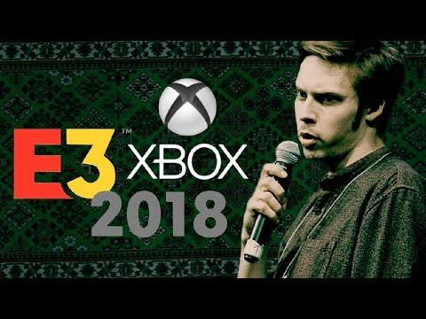 E3 и Xbox НА РУССКОМ С ДЕХИАРОМ [10.06.2018 в 23:00 ПО МСК]