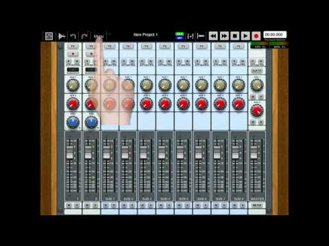 Export Pro Tools Session To Auria iPad App