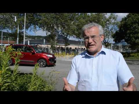Michel Dantin s'exprime sur le projet Territoire mobile