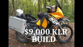 7. My $9,000 KLR 650 Build, Was it worth it?