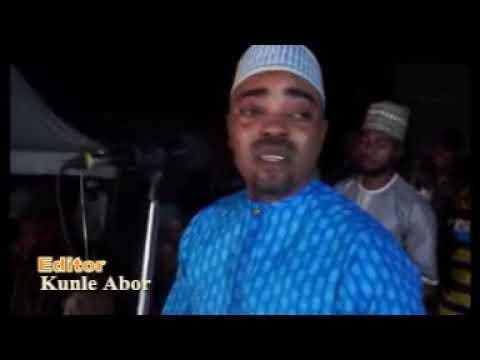 Alh  ABDULSALAM Azeez   Ogbon Ati Imo latest islamic music