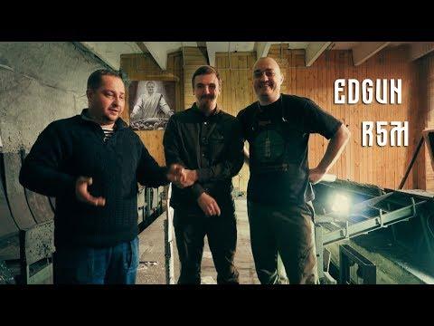 EDgun Matador R5M! Обзор + отстрел на 50! [GoodGuns & Партизан] (видео)