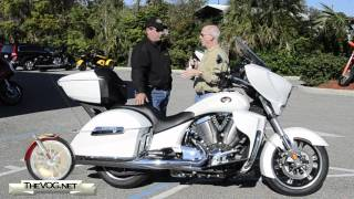 3. 2012 Victory Cross Country Tour Motorcycle Review