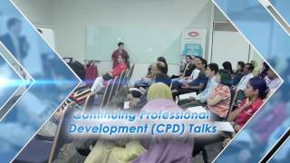 CPD Talk: Keep learning new things