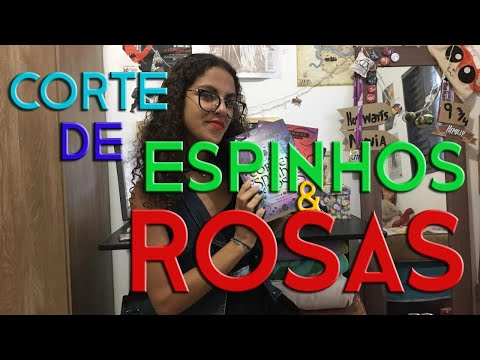 CORTE DE ESPINHOS E ROSAS | Resenha + É difícil identificar o relacionamento abusivo?