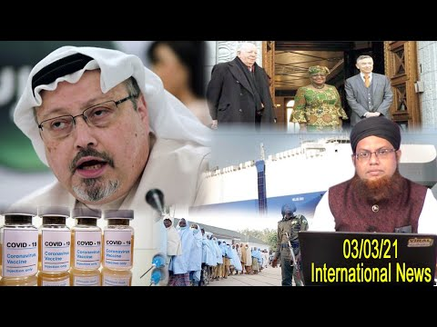 03Mar : International News : Duniya Ki 05 Badi Ahem Khabren : Viral News Live