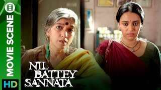 Nonton Swara Bhaskar goes back to school | Nil Battey Sannata Film Subtitle Indonesia Streaming Movie Download
