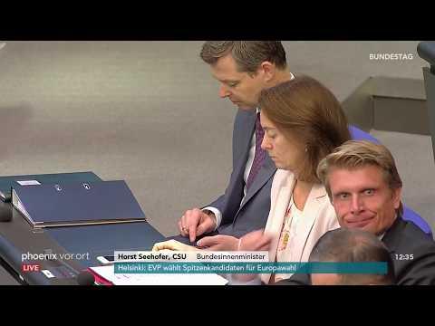 Bundestagsdebatte über gleichwertige Lebensverhältnis ...
