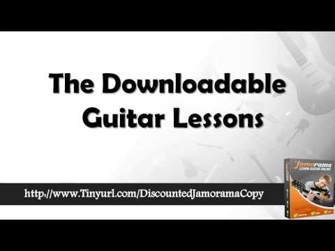 Jamorama Online Guitar Lessons And Jamorama Opinion