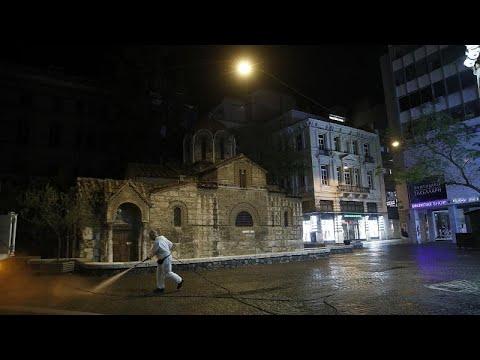 Ελλάδα: 59 οι νεκροί από τον COVID-19 και 99 νέα κρούσματα