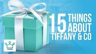 15 Things You Didn't Know About TIFFANY & CO.  SUBSCRIBE to ALUX: https://www.youtube.com/channel/UCNjPtOCvMrKY5eLwr_-7eUg?sub_confirmation=1Most Expensive Tiffany's Jewelry: https://www.alux.com/most-expensive-tiffanyco-jewelry-top-10/Most Expensive Houses: https://www.alux.com/most-expensive-houses-world/In this Alux.com video we'll try to answer the following questions:How did Tiffany and Co started?How much does Tiffany and Co worth?What is Tiffans and Co famous for?Who was part in Tiffanys and Co brand revamp?What does Tiffany and Co app do?Who was accused of stealing over a million dollars worth of jewellery from  Tiffany and Co?WATCH MORE VIDEOS ON ALUX.COM!Most Expensive Things: https://www.youtube.com/watch?v=Ay0u3dJRZas&list=PLP35LyTOQVIu4tNnitmhUqIjySwUhfOylLuxury Cars: https://www.youtube.com/watch?v=m5GhenZZs1k&index=1&list=PLP35LyTOQVItrVHGzdB9KY-Sbjq4gU-YmBecoming a Billionaire: https://www.youtube.com/watch?v=Skwfwf2SNpw&index=6&list=PLP35LyTOQVIsO8kOTx8-YOgwkGvrPtJ3MWorld's Richest:  https://www.youtube.com/watch?v=rAy_G-1JF74&index=1&list=PLP35LyTOQVIvthSKr0S3JdjWw3qA9foBaInspiring People: https://www.youtube.com/watch?v=lMjO3Gg45pM&list=PLP35LyTOQVItaKCX5o3yaje6_H9D-GuEMTravel the World:https://www.youtube.com/watch?v=-Blsz2JbdgM&t=2s&index=23&list=PLP35LyTOQVIt823Sy_C3-166RLzONbw6WDark Luxury: https://www.youtube.com/watch?v=ch7JWVk8Ldk&index=6&list=PLP35LyTOQVIvQU6lzpW5_lryMmdB6zncUCelebrity Videos: https://www.youtube.com/watch?v=UuhPRVdDli0&list=PLP35LyTOQVIuJuINlyvSU2VvP6pk9zjUkBusinesses & Brands: https://www.youtube.com/watch?v=Xr2YdBz2uWk&list=PLP35LyTOQVIv0fNwEgqmkrDd9d9Nkl7dz-Follow us on INSTAGRAM for amazing visual inspiration:https://www.instagram.com/alux/&Don't miss the latest Luxury News only on Facebook:https://www.facebook.com/ealuxe---Alux.com is the largest community of luxury & fine living enthusiasts in the world. We are the #1 online resource for ranking the most expensive things in the world and frequently refferenced in publications such as Forbes, USAToday, Wikipedia and many more, as the GO-TO destination for luxury content!Our website: https://www.alux.com is the largest social network for people who are passionate about LUXURY! Join today!SUBSCRIBE so you never miss another video: https://goo.gl/KPRQT8--To see how rich is your favorite celebrity go to: https://www.alux.com/networth/--For businesses inquiries we're available at:https://www.alux.com/contact/