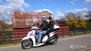 2. KYMCO People GT 300i