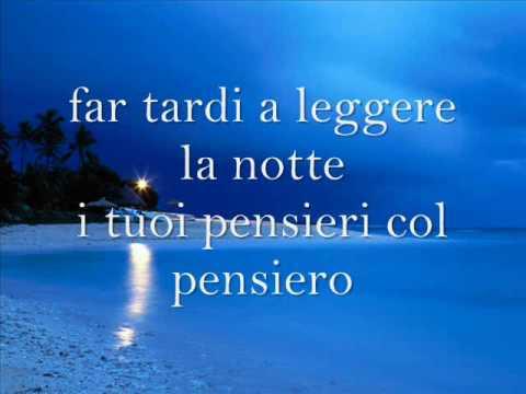 , title : 'Claudio Baglioni   Niente Più + testo'
