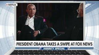 Video Hannity & Gingrich Fire Back at Obama Over His Comments About Fox News Viewers MP3, 3GP, MP4, WEBM, AVI, FLV Februari 2019