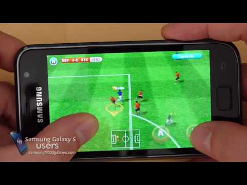 Real Football 2010 Android