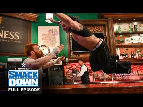 WWE SmackDown Full Episode, 24 July 2020