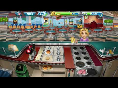 Cooking Fever Gameplay - APP STORE