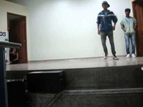 PoWer BlaK - Free step {ThiagoLobo & Uiil Ranieli}