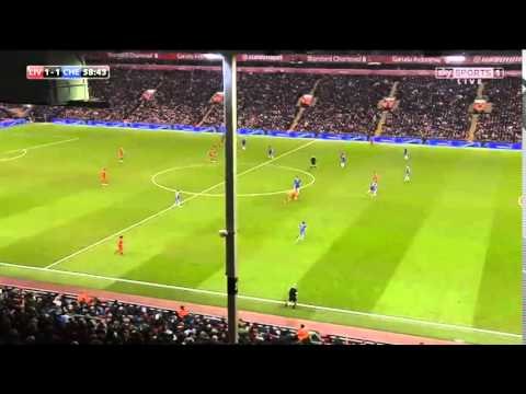 Liverpool 1 – 1 Chelsea Highlights - Capital One Cup - 20.1.2015