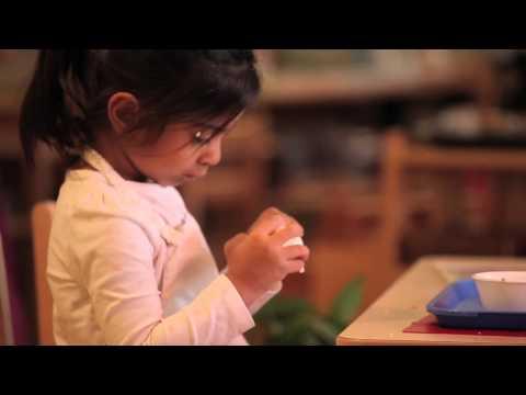 A Educação para as Crianças – Método Montessori