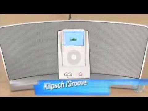 how to repair klipsch igroove