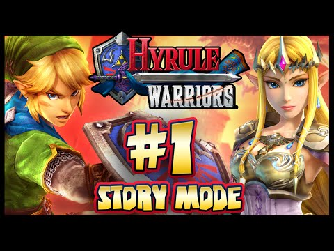 Story - Think we can get 2000 likes on this video? I'll upload the next video ASAP if we do! :D This is my 1440p 2K HD Playthrough of The Legend of Zelda Hyrule Warriors for the Nintendo Wii U! This...