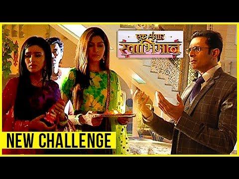 Naina Accepts The CHALLENGE To Cure Karan | Naina