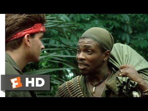 Platoon (1986) - Pecker Hard, Powder Dry Scene (9/10)   Movieclips