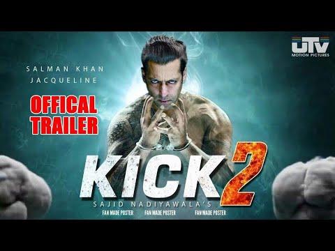 अब आएगा मजा 🥳   kick 2(official trailer)   salman khan   Sajid nadiadwala upcoming movie 2021