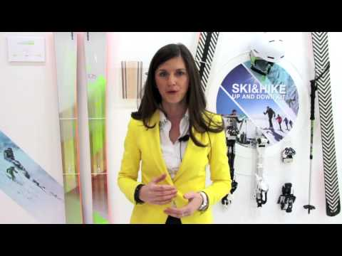 SPECTRUM 105 Elan at ISPO 2015