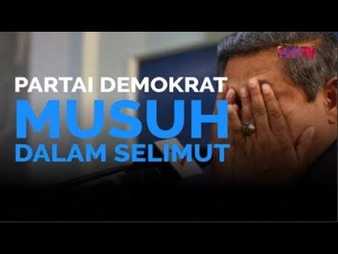 Partai Demokrat Musuh Dalam Selimut