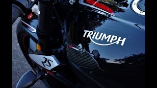 6. 2018 Triumph Street Triple 765RS 1000 mile owners review!